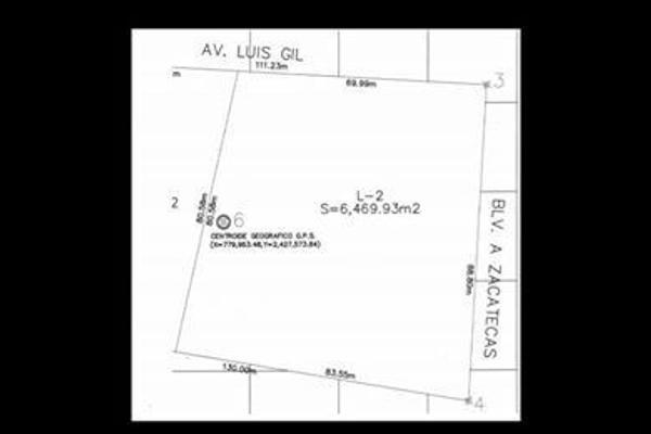 Foto de terreno comercial en venta en  , trojes de alonso, aguascalientes, aguascalientes, 4634933 No. 01
