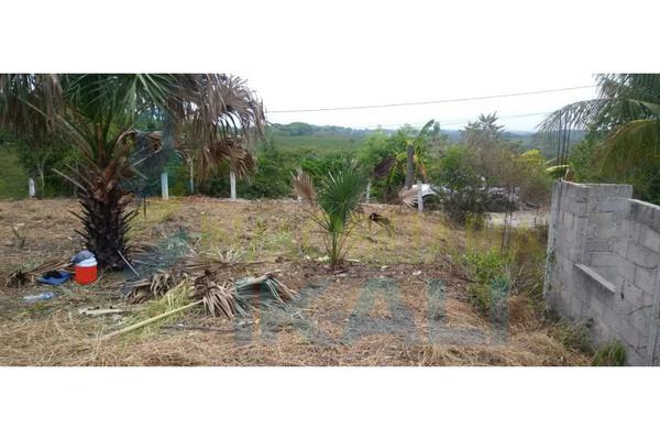 Foto de terreno habitacional en venta en  , tropicana, tuxpan, veracruz de ignacio de la llave, 9107526 No. 04