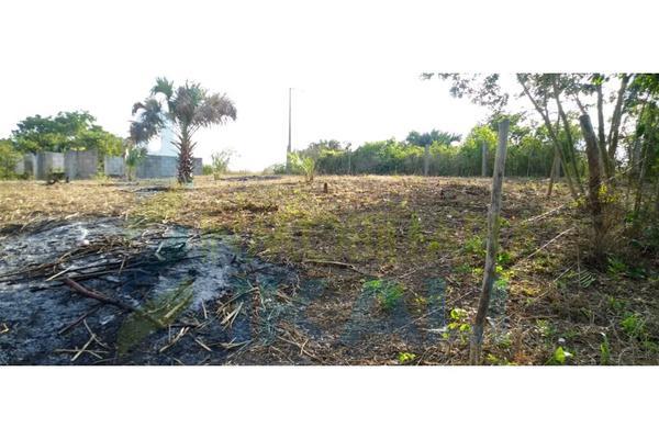 Foto de terreno habitacional en venta en  , tropicana, tuxpan, veracruz de ignacio de la llave, 9107526 No. 07