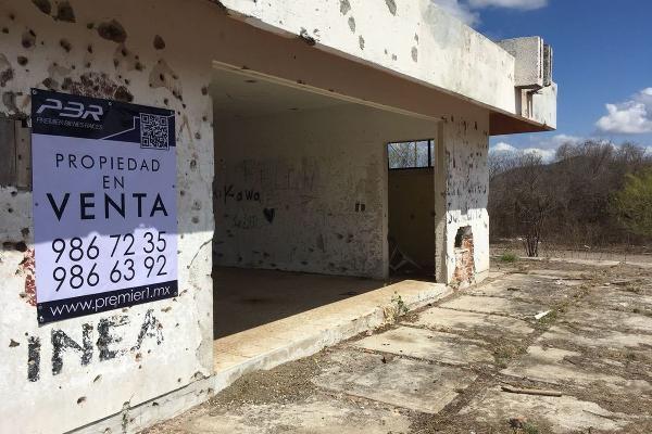 Foto de terreno habitacional en venta en  , trópico de cáncer, mazatlán, sinaloa, 5372630 No. 01