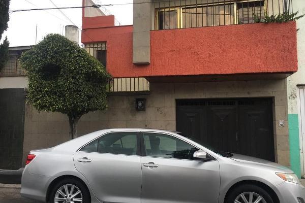 Foto de casa en venta en trujillo , lindavista sur, gustavo a. madero, df / cdmx, 8425906 No. 01