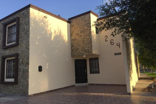Foto de casa en venta en tucson 264, cumbres san agustín 2 sector, monterrey, nuevo león, 12275309 No. 01