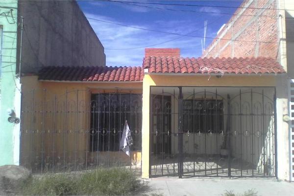 Foto de casa en venta en tula 000, pirámides, aguascalientes, aguascalientes, 6131284 No. 01