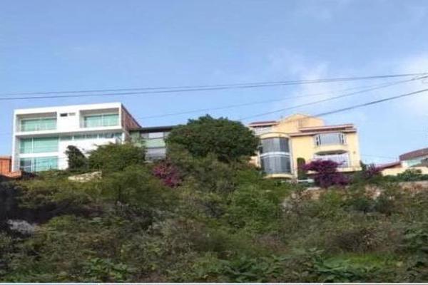 Foto de terreno habitacional en venta en tulias , lomas de san mateo, naucalpan de juárez, méxico, 19378245 No. 01