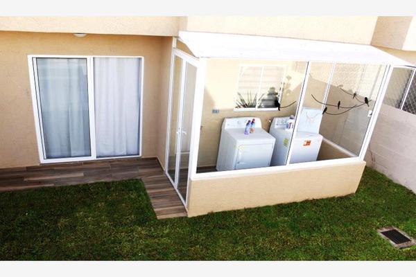 Foto de casa en venta en tulipan 560, parque residencial coacalco, ecatepec de morelos, méxico, 20427008 No. 18