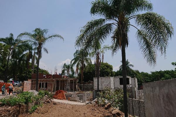 Foto de terreno industrial en venta en tulipán 73, jardines de delicias, cuernavaca, morelos, 8045220 No. 01