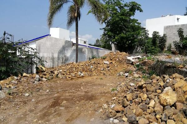 Foto de terreno industrial en venta en tulipán 73, jardines de delicias, cuernavaca, morelos, 8045220 No. 02