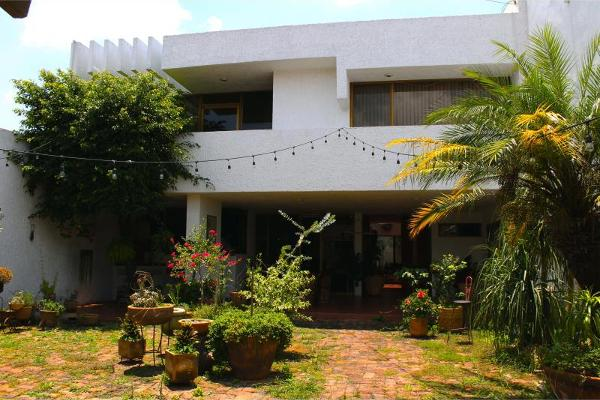 Foto de casa en venta en tulipán 884, ciudad de los niños, zapopan, jalisco, 6210095 No. 01