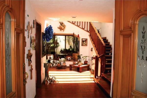 Foto de casa en venta en tulipán 884, ciudad de los niños, zapopan, jalisco, 6210095 No. 04