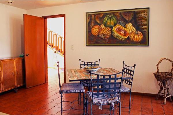 Foto de casa en venta en tulipán 884, ciudad de los niños, zapopan, jalisco, 6210095 No. 09