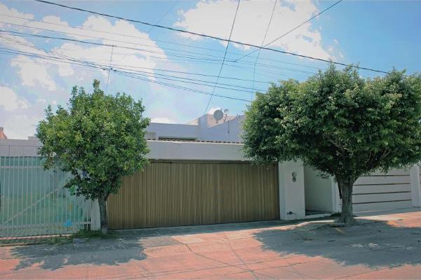 Foto de casa en venta en tulipán 884, ciudad de los niños, zapopan, jalisco, 6210095 No. 24