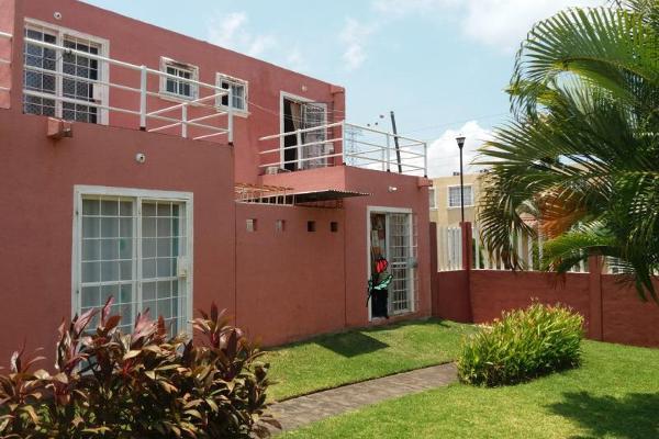 Foto de casa en venta en tulipanes 7, villa tulipanes, acapulco de juárez, guerrero, 8021690 No. 01