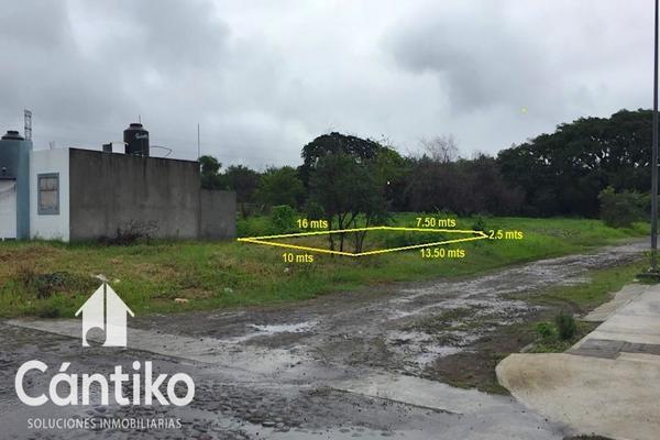 Foto de terreno habitacional en venta en  , tulipanes, villa de álvarez, colima, 17896806 No. 04