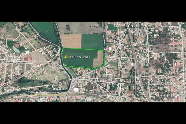 Foto de terreno habitacional en venta en  , tultengo, tula de allende, hidalgo, 15220844 No. 01