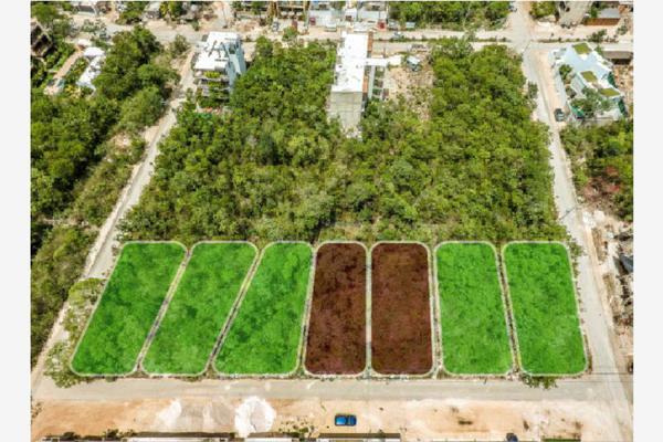 Foto de terreno habitacional en venta en tulum 1, region 15 kukulcan, tulum, quintana roo, 8787362 No. 01