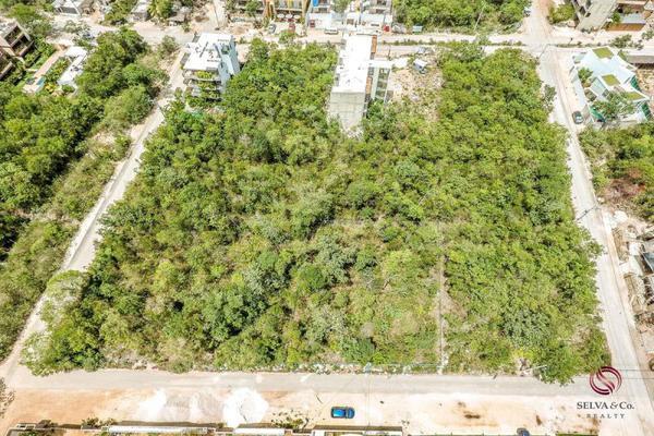 Foto de terreno habitacional en venta en tulum 1, region 15 kukulcan, tulum, quintana roo, 8787362 No. 02