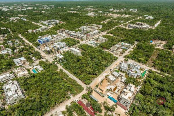 Foto de terreno habitacional en venta en tulum 1, region 15 kukulcan, tulum, quintana roo, 8787362 No. 03
