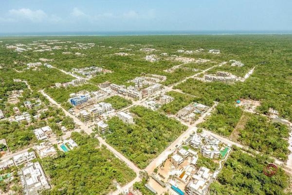 Foto de terreno habitacional en venta en tulum 1, region 15 kukulcan, tulum, quintana roo, 8787362 No. 04