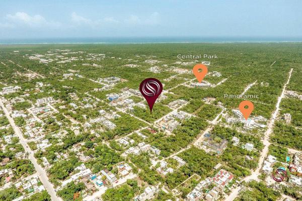 Foto de terreno habitacional en venta en tulum 1, region 15 kukulcan, tulum, quintana roo, 8787362 No. 05