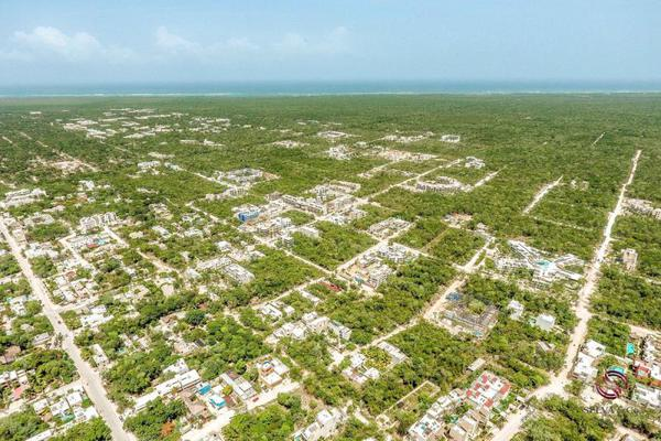 Foto de terreno habitacional en venta en tulum 1, region 15 kukulcan, tulum, quintana roo, 8787362 No. 06