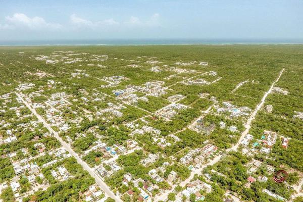 Foto de terreno habitacional en venta en tulum 1, region 15 kukulcan, tulum, quintana roo, 8787362 No. 07