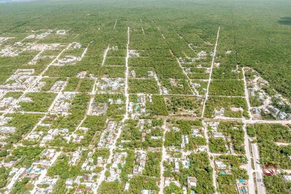 Foto de terreno habitacional en venta en tulum 1, region 15 kukulcan, tulum, quintana roo, 8787362 No. 08