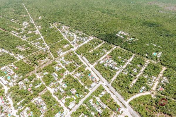 Foto de terreno habitacional en venta en tulum 1, region 15 kukulcan, tulum, quintana roo, 8787362 No. 09