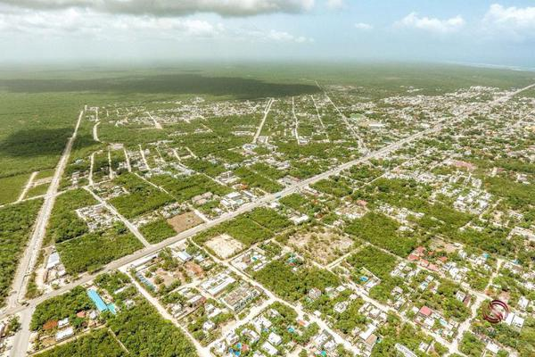 Foto de terreno habitacional en venta en tulum 1, region 15 kukulcan, tulum, quintana roo, 8787362 No. 10