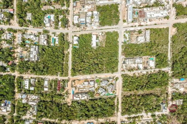 Foto de terreno habitacional en venta en tulum 1, region 15 kukulcan, tulum, quintana roo, 8787362 No. 12