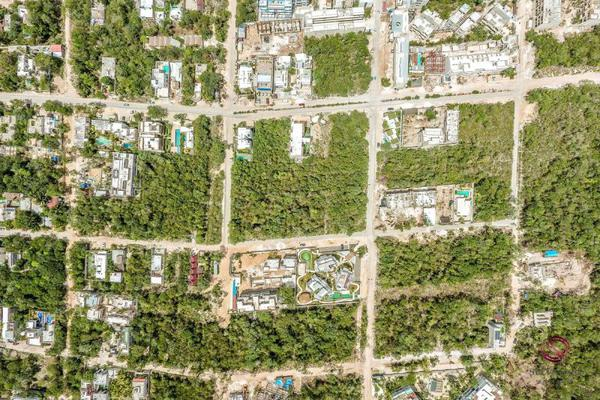 Foto de terreno habitacional en venta en tulum 1, region 15 kukulcan, tulum, quintana roo, 8787362 No. 13