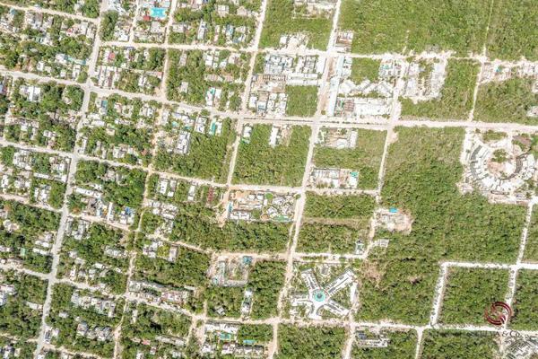 Foto de terreno habitacional en venta en tulum 1, region 15 kukulcan, tulum, quintana roo, 8787362 No. 15