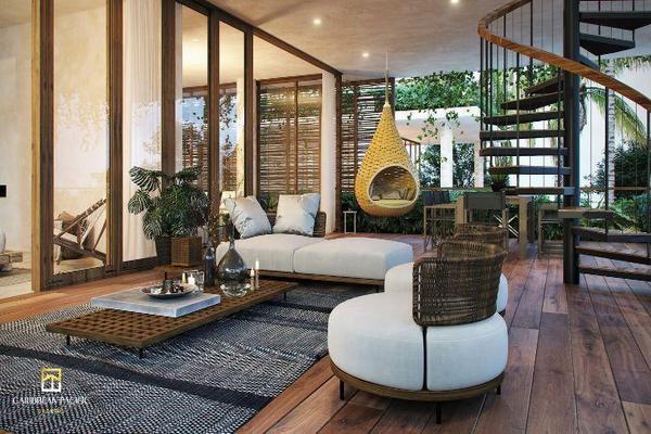 Foto de departamento en venta en  , tulum centro, tulum, quintana roo, 11446636 No. 11
