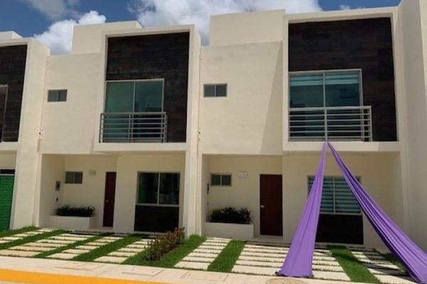 Foto de casa en venta en  , tulum centro, tulum, quintana roo, 13392421 No. 01