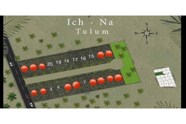 Foto de terreno habitacional en venta en  , tulum centro, tulum, quintana roo, 0 No. 06