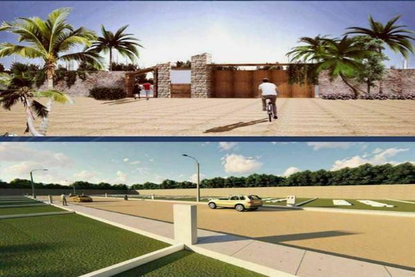 Foto de terreno habitacional en venta en  , tulum centro, tulum, quintana roo, 20347049 No. 01