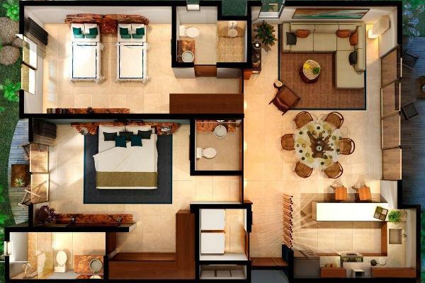 Foto de departamento en venta en  , tulum centro, tulum, quintana roo, 3422147 No. 05