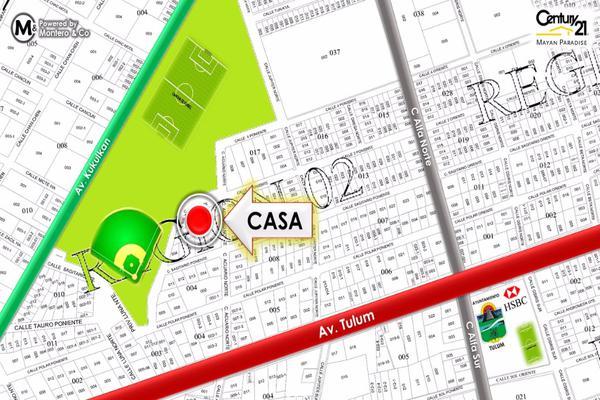 Foto de terreno habitacional en venta en  , tulum centro, tulum, quintana roo, 5815881 No. 03