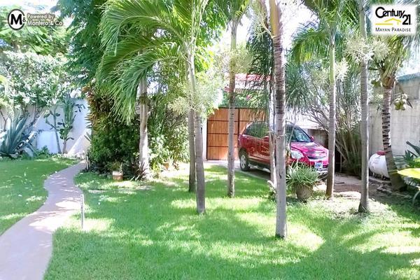 Foto de terreno habitacional en venta en  , tulum centro, tulum, quintana roo, 5815881 No. 06