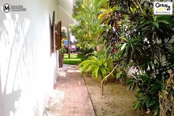 Foto de terreno habitacional en venta en  , tulum centro, tulum, quintana roo, 5815881 No. 11