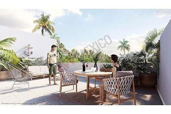 Foto de departamento en venta en  , akumal, tulum, quintana roo, 5816496 No. 07