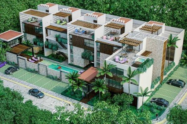 Foto de departamento en venta en aldea zama , tulum centro, tulum, quintana roo, 7497357 No. 01