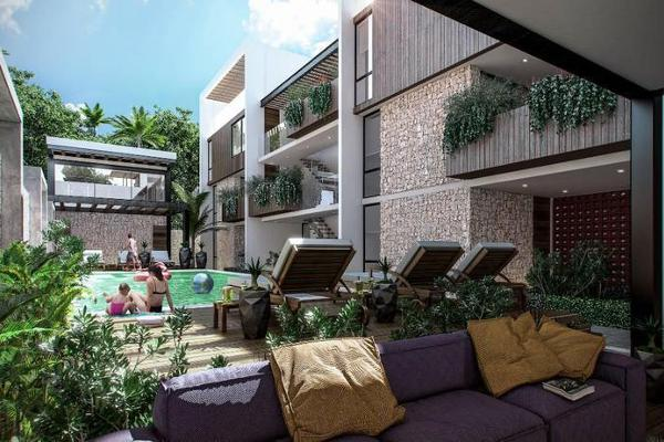 Foto de departamento en venta en aldea zama , tulum centro, tulum, quintana roo, 7497357 No. 09