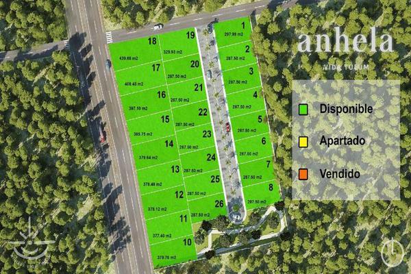 Foto de terreno habitacional en venta en  , tulum centro, tulum, quintana roo, 7860462 No. 03