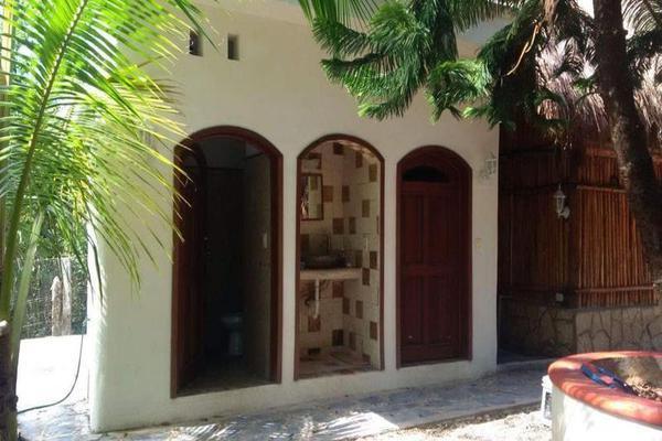 Foto de casa en venta en  , tulum centro, tulum, quintana roo, 7861305 No. 01