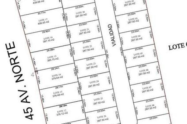 Foto de terreno habitacional en venta en  , tulum centro, tulum, quintana roo, 7861525 No. 01