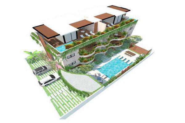 Foto de casa en venta en  , tulum centro, tulum, quintana roo, 7886407 No. 02