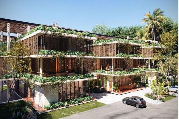 Foto de departamento en venta en  , villas tulum, tulum, quintana roo, 7914880 No. 01