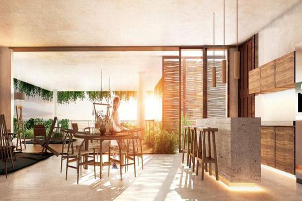 Foto de departamento en venta en  , villas tulum, tulum, quintana roo, 7914880 No. 02