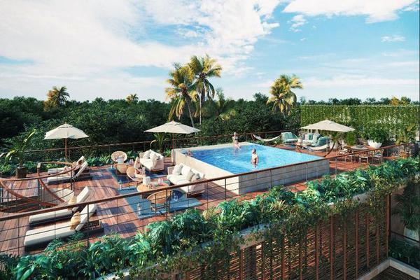 Foto de departamento en venta en  , villas tulum, tulum, quintana roo, 7914880 No. 10
