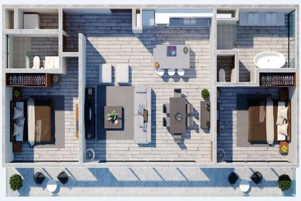 Foto de departamento en venta en  , tulum centro, tulum, quintana roo, 7960931 No. 02